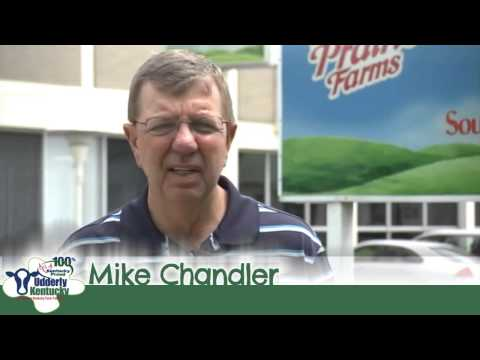 Mike Chandler on Prairie Farms partnership with Udderly Kentucky