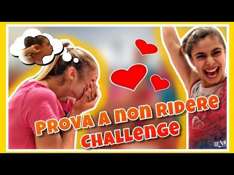 Prova a non ridere challenge ginnastica artistica CSB