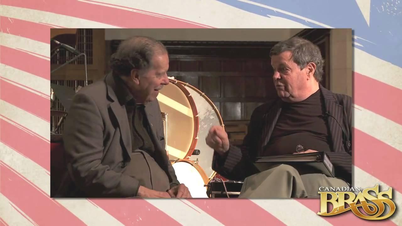 Canadian Brass & American Patriotic Music - George M  Cohan