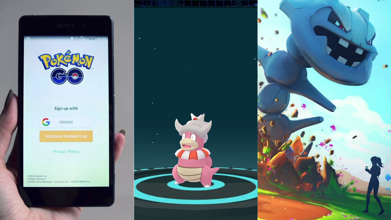 Pokemon Go Evo Item Stuff