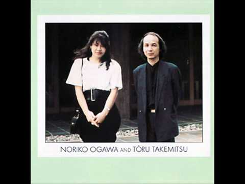 "Noriko Ogawa & K.Stott ""Quotation of Dream"" by Takemitsu.wmv"