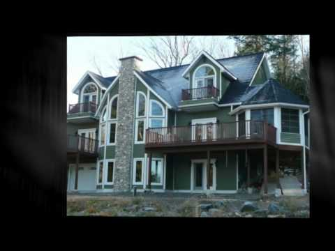Haliburton Ontario Cottages For Sale - YouTube