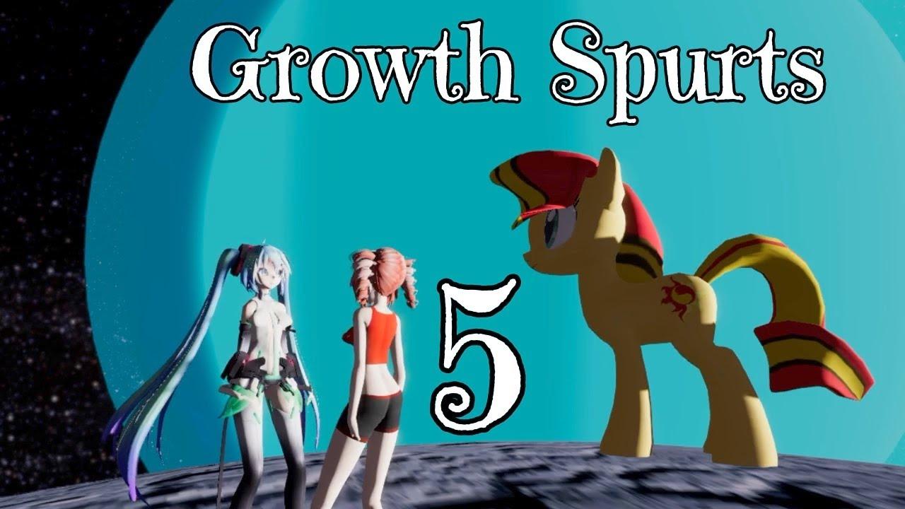Sizebox Giantess Growth Growth Spurts Part 5