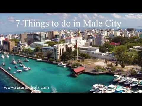7  Things to do in Male city Year 2015
