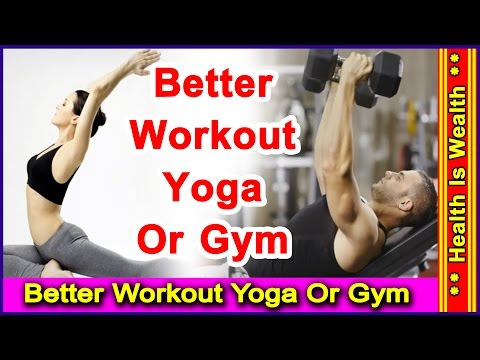 Better Workout Yoga Or Gym - Yoga for Thighs Slimming