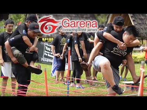 "Outbound Amazing race , GARENA Sea wars 2017 ""May the force be with us"""