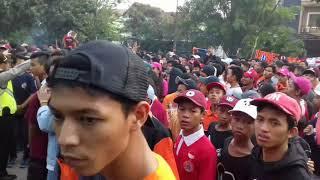 The Jak Mania | Stadion Patriot Penuh Luar Dalam Saat Laga Persija Vs Borneo FC 1 - 0