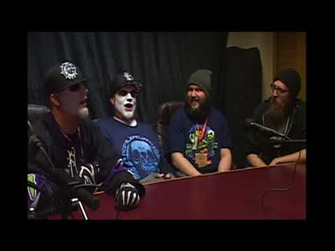 Geekly Gab interview with Twiztid at Astronomicon