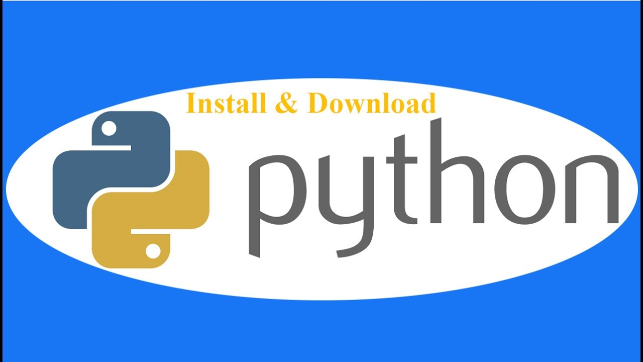 Python Programming Tutorial - 1: How to download & install ...