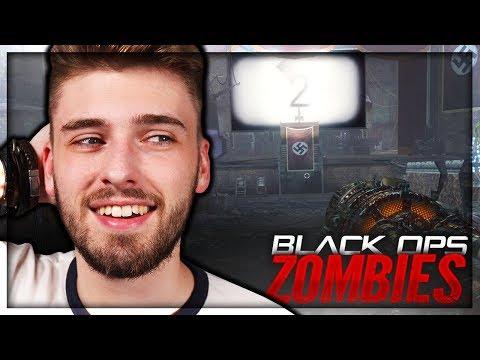 La MAP ZOMBIES La Plus CÉLÈBRE & EMBLÉMATIQUE 😍 (Retour Zombies Kino Der Toten Black Ops)