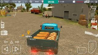 Russian Car Driving ZIL 130 Android Gameplay