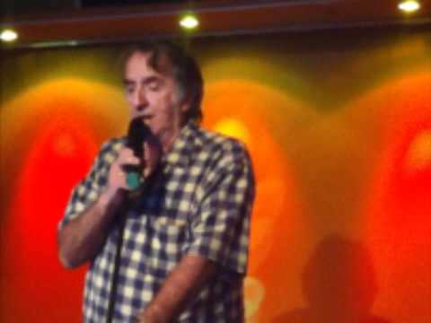 Jeff Jones karaoke Australia's oldest new talent ?