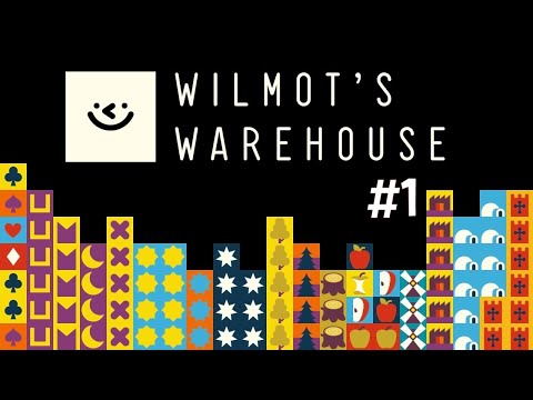 Wilmot's Warehouse Gameplay PC#1 [1080p⁶⁰ᶠᵖˢHD] |No Commentary|