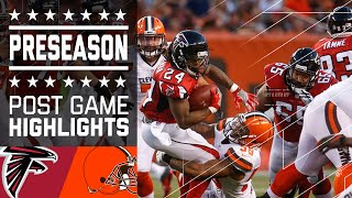 Falcons vs. Browns | Game Highlights | NFL