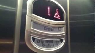 Orona Elevator At The S.M. Vint Banbridge thumbnail