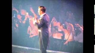 Swing Supreme - Robbie Williams (Belfast)