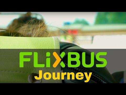 FlixBus Journey 2017 - Travel Germany