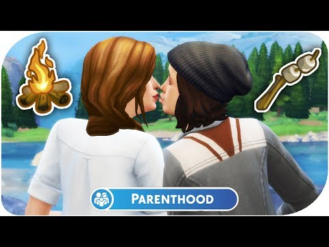 THE SIMS 4 // PARENTHOOD | PART 23 — 👨‍👩‍👧 Goin' On Vacation!