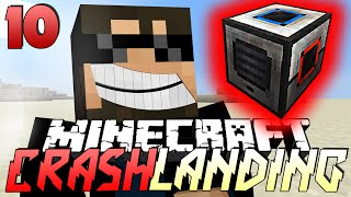 Minecraft Crash Landing 10 - AUTOMATE EVERYTHING