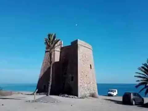 Ruta Playa de Macenas-Castillo de Macenas-Torre del Pirulico-Playa de El Lance-Playa de Manacá