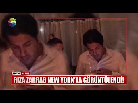 Rıza Zarrab New York'ta Görüntülendi!