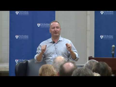 In Conversation with Mark Blyth: George Bernard Shaw - Theater, Economics and Social Justice