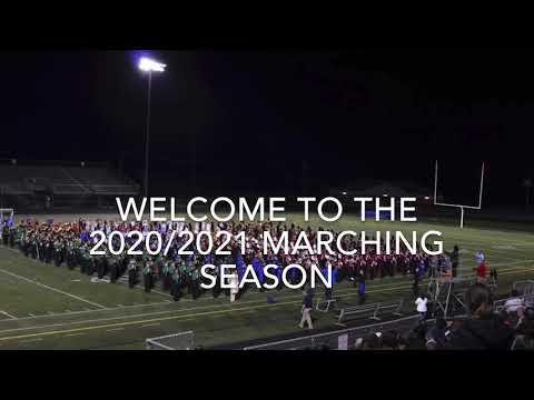 Bruton high school 2020/2021 Band Council #dontrushchallange