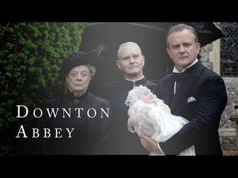 Baby Sybil's Christening | Downton Abbey | Season 3