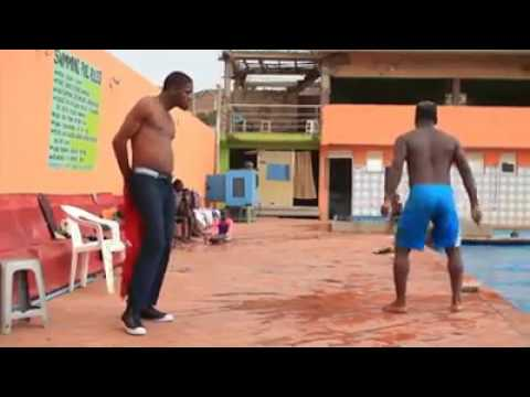Papatya roman havası afrika