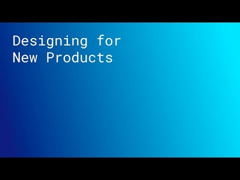 PANEL: Designing for New Products (SPAN LONDON 2015)