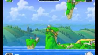 Random Gameplay #1: Worms Crazy Golf (PC)