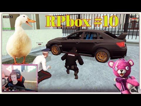 RPbox #10 Поступил в ППС и купил Mitsubishi  Прямой эфир 60FPS