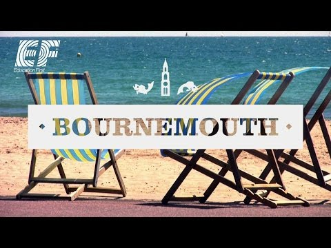 EF Bournemouth, England UK – Info Video