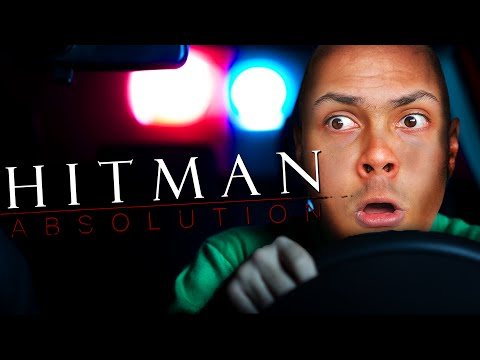 RUNNING FROM THE POLICE - Hitman Absolution - Part 3