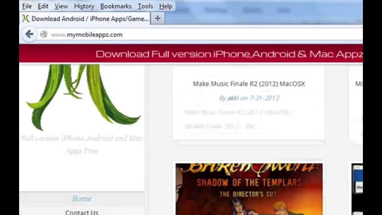 download finale mac free full version