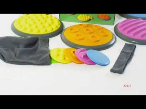 Video: Gonge® Tactile Discs Set