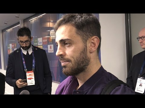 Man City 6-0 Shakhtar Donetsk - Bernardo Silva Post Match Interview- Looks Ahead To Manchester Derby