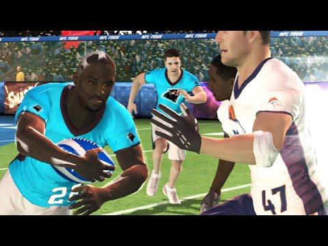 NFL Tour - SUPER BOWL 50 SIM - Panthers vs Broncos