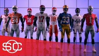 2018 college football Champ Week uniforms: Georgia, Alabama, Oklahoma, OSU & Clemson | SportsCenter