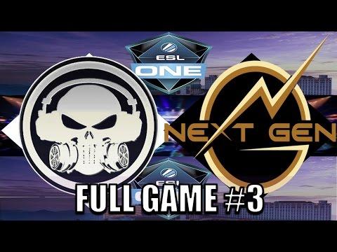 Execration VS Next Gen Vietnam #3 | ESL One Genting | Dota 2 Full Game 7.14