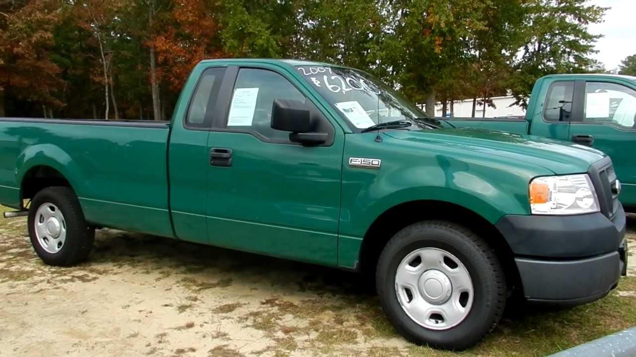 2007 Ford F 150 Work Truck Charleston Videos South Carolina Ravenel