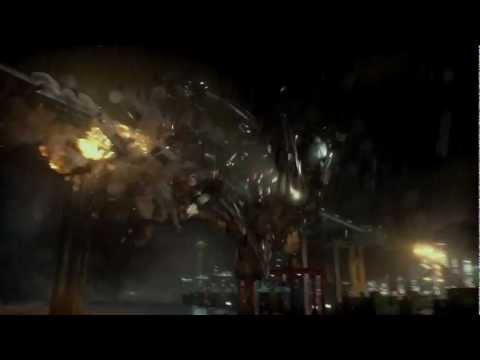 Warner Bros. Pictures and Legendary Pictures PACIFIC RIM trailer - Nederlands ondertiteld
