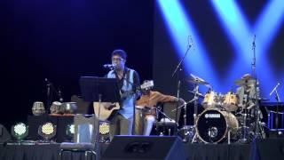 "Rupankar at NABC 2014 singing ""gobhire jao"""