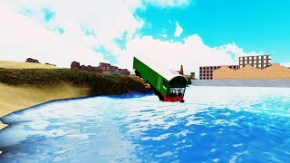 Thomas And Friends The Cool Beans Railway Two! Roblox