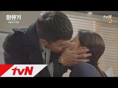 "A Korean Odyssey [선공개] 무한 반복되는 이승기♥오연서의 ""뽀뽀+키스"" 플레이어 180210 EP.13"