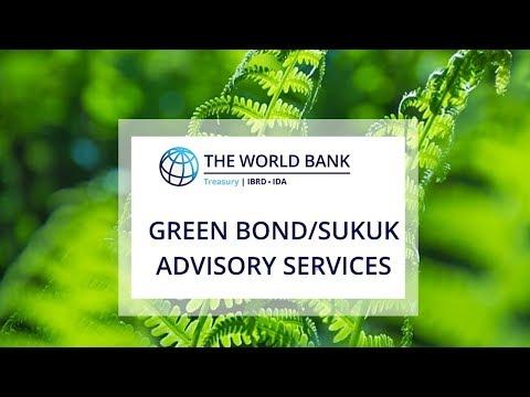 World Bank Treasury Green Bond Advisory Services