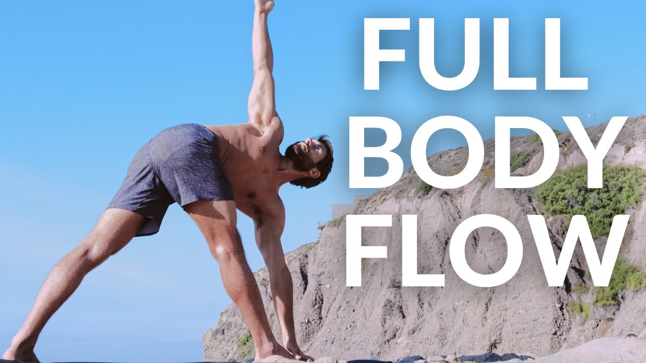Full Body Yoga Workout Flow | Yoga With Tim
