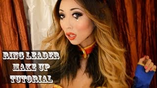 Sexy Ring Leader Makeup Tutorial ♡ Arika Sato