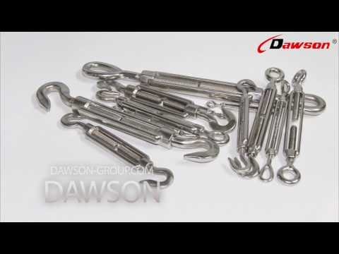 DAWSON STAINLESS STEEL MARINE & RIGGING HARDWARE