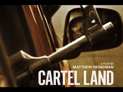 Cartel Land Q&A with director Matthew Heineman.